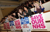 Save Our NHS rally organised by the TUC - Stefano Cagnoni - 07-03-2012