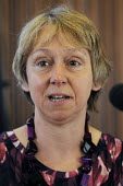 Deborah Hargreaves, Director of the High Pay Commission. - Stefano Cagnoni - 30-03-2012