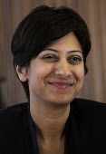 Katie Ghose, Chief Executive of the Electoral Reform Society. - Stefano Cagnoni - 30-03-2012
