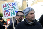Save Lewisham Hospital march and rally. Local people demonstrate against the plans to close their local A & E and maternity health facilities. - Stefano Cagnoni - 2010s,2013,activist,activists,against,Austerity Cuts,CAMPAIGN,campaigner,campaigners,CAMPAIGNING,CAMPAIGNS,cuts,demonstrate,DEMONSTRATING,demonstration,DEMONSTRATIONS,health,Hospital,HOSPITALS,Local,m