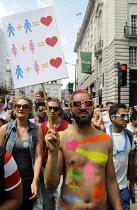 Gay Pride, London, 2013. - Stefano Cagnoni - 29-06-2013