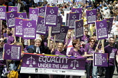 Gay Pride, London, 2013. Lawyers join the demonstration - Stefano Cagnoni - 29-06-2013