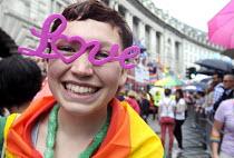Gay Pride. London. 2014 - Stefano Cagnoni - 28-06-2014