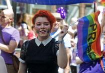 Pride in London Parade, 2015. - Stefano Cagnoni - 2010s,2015,ACE,activist,activists,against,CAMPAIGN,campaigner,campaigners,CAMPAIGNING,CAMPAIGNS,CELEBRATE,CELEBRATING,celebration,celebrations,color,colorful,colorfull,colors,colour,colourful,colours,