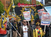 May Day, International Workers Day protest, London. - Stefano Cagnoni - 2010s,2015,activist,activists,against,CAMPAIGN,campaigner,campaigners,CAMPAIGNING,CAMPAIGNS,demonstrate,DEMONSTRATING,demonstration,DEMONSTRATIONS,Gallery,May Day,member,member members,members,Nationa
