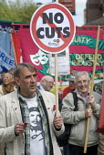 May Day, International Workers Day protest, London. - Stefano Cagnoni - 01-05-2015