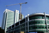 Construction of the new University College of London Hospital, a new foundation hospital funded by the University College London Hospitals NHS Trust - Stefano Cagnoni - 04-09-2003
