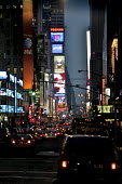 The lights of Times Square, New York, USA. - Steven Langdon - 09-02-2007