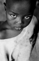 Rwandan orphan near village of Byumba, Rwanda, 2003 - Steven Langdon - 03-08-2003