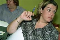 GFTU training course for women trade unionists, Oxford - Janina Struk - 16-06-2001
