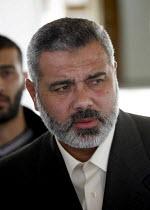 The Palestinian Hamas Prime Minister Ismail Haniya. 2006 - Thomas Morley - 23-04-2006