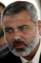 The Palestinian Hamas Prime Minister Ismail Haniya. - Thomas Morley - 23-04-2006