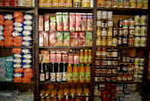 A well-stocked food shop in Ethiopia - Howard Davies - 08-11-2006