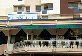 The President Hotel in Gaborone, made famous by the detective novels by Alexander McCall Smith. - Howard Davies - 31-10-2006