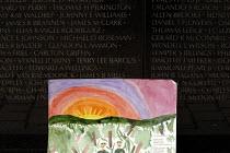 The Vietnam Veterans War Memorial, dedicated to the 58,253 US service men and women who died in the Vietnam War. - Howard Davies - 31-05-2006