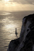 The lighthouse at Beachy Head, Sussex, UK 2008 - Howard Davies - 25-01-2008