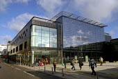Award winning Jubilee Library, Brighton, opened in 2005 it is one of the most energy efficient public buildings in UK utilising both wind and sun power, as well as recycling rain water. The library is... - Howard Davies - 23-01-2007