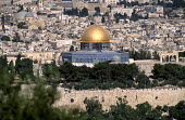 Dome of the Rock and Old City, Jerusalem 2003 - Howard Davies - 01-07-2003