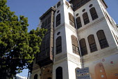 The Naseef House in Old Jeddah which belonged to one of Jeddahs most powerful trading families, Saudi Arabia 2006 - Howard Davies - 26-09-2006