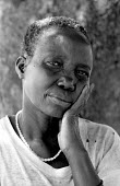 A Ugandan woman who had two of her children killed and three abducted when the Lord's Resistance Army destroyed her house in 2002. She has not seen her children since they were abducted by the LRA and... - Thomas Morley - 07-03-2005