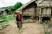 Hill Tribe woman in Northern Laos. - Tom Parker - 04-04-2007