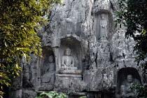 Stone carvings, Ling Yin Temple, Hang Zhou, China - Timm Sonnenschein - 14-09-2005