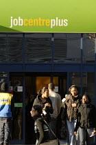 Job Centre Plus, Broad Street, Birmingham - Timm Sonnenschein - 11-02-2008