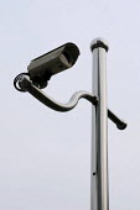 CCTV surveillance camera, Anting, Shanghai. - Timm Sonnenschein - 07-04-2009