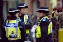Police Community Support Officers New Street, Birmingham - Timm Sonnenschein - 19-02-2011