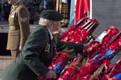 Wreath laying, Remembrance Day, Birmingham - Timm Sonnenschein - WW2,1st,2010s,2012,2nd,ACE,adult,adults,age,ageing population,Armed Forces,army,Birmingham,cities,city,COMMEMORATE,COMMEMORATING,commemoration,COMMEMORATIONS,commemorative,culture,death,deaths,died,el