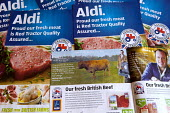 Amid the international horsemeat scandal an Aldi meat advertising campaign attempts to convey trust in their fresh British meat products. Imagery used of a happy farmer and supplier is obviously heavi... - Timm Sonnenschein - 09-03-2013
