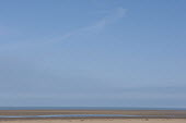 Low tide and blue sky, Hunstanton beach, Norfolk - Timm Sonnenschein - 24-04-2014