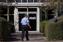 Security Staff, Atos Origan, Solihull Parkway, Birmingham - Timm Sonnenschein - 08-09-2014