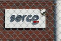 Serco logo, Serco Solutions Ltd, Laburnum House, Bournville, Birmingham - Timm Sonnenschein - 08-09-2014