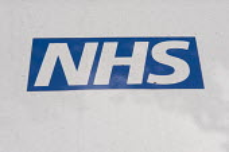 NHS logo on a van - Timm Sonnenschein - 16-09-2014