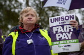 UNISON NHS staff strike in dispute over pay, Queen Elizabeth Hospital Birmingham - Timm Sonnenschein - ,2010s,2014,Birmingham,campaign,CAMPAIGNING,CAMPAIGNS,care,dispute,DISPUTES,EARNINGS,EQUALITY,Fair,health,HEALTH SERVICES,healthcare,Hospital,HOSPITALS,Income,INCOMES,INDUSTRIAL DISPUTE,inequality,liv
