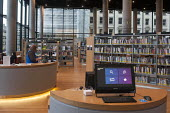The Library Of Birmingham - Timm Sonnenschein - 2010s,2015,ACE,Birmingham,Birmingham Library,book,books,cities,city,communicating,communication,Council Services,Council Services,culture,fiction,libraries,library,literature,local authority,novel,nov