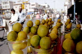 A lemon water stall during summer, Old Delhi, India - Tashi Tobgyal - 11-10-2007