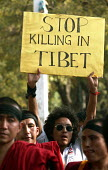 Following the incidents in Tibet, Tibetan exiles in Delhi protest for rights in Tibet and for the immediate release and just treatment of those arrested in Tibet. Over the past few days exiles all ove... - Tashi Tobgyal - 18-03-2008