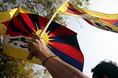 Following the violent incidents of protest and arrests in Tibet, Tibetan exiles in Delhi have accelerated their voices for rights in Tibet and for the immediate release and just treatment of those arr... - Tashi Tobgyal - 18-03-2008