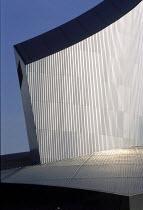 Imperial War Museum North, Air Shard. - Len Grant - 01-03-2002