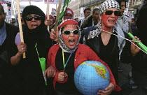 Stop the War on Iraq demonstration - Paul Mattsson - 22-03-2003