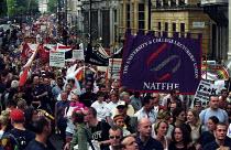 Mardi Gras 2002 Lesbian and Gay Pride march - Paul Mattsson - 06-07-2002