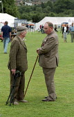 Border Union agricultural show, Kelso, Scottish Borders. - Paul Mattsson - 26-07-2002