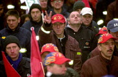 FBU, TUC National Demonstration in support of the Firefighters Pay Claim - Paul Mattsson - 07-12-2002