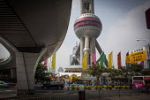 Oriental Pearl Radio and TV Tower, Shanghai, China - Connor Matheson - 03-09-2015