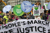 The Peoples March for Climate, Justice and Jobs. London. - Jess Hurd - 29-11-2015