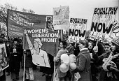Women's Liberation Front on the march, London. Equal pay now! - Martin Mayer - ,1970s,1971,activist,activists,banner,banners,CAMPAIGN,campaigner,campaigners,CAMPAIGNING,CAMPAIGNS,DEMONSTRATING,demonstration,DEMONSTRATIONS,Equal,equal opportunities,equal pay,equal rights,equality