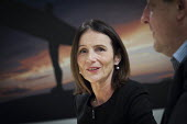 Carolyn Fairbairn, Director General of the Confederation of British Industry, CBI, visiting the North East of England - Mark Pinder - 18-11-2015