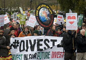 Divest Invest, The People's March for Climate, Justice and Jobs. London - Stefano Cagnoni - 29-11-2015